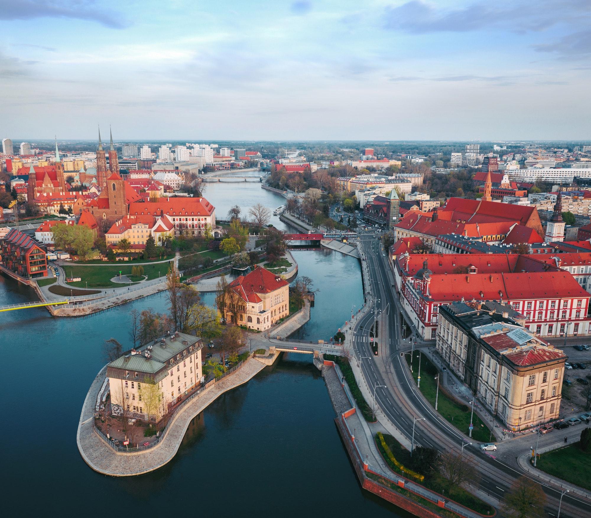 Jakie kursy znajdziemy we Wrocławiu?
